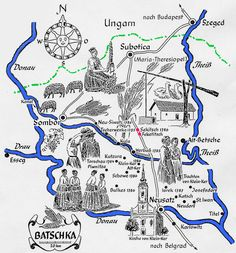 Image from www. Serbian, Ancestry, Hungary, Maps, Religion, Germany, Tours, Graphic Design, History