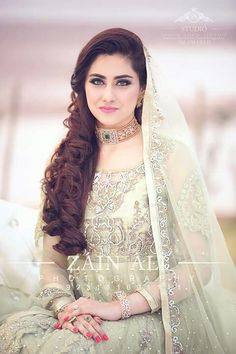 Best Picture For Bridal Outfit grooms For Your Taste You are looking for something, and it is going to tell you exactly what you are looking for, and you didn't find that picture. Here you will find t Desi Wedding, Wedding Looks, Bridal Looks, Bridal Style, Wedding Bride, Pakistani Bridal Makeup, Pakistani Wedding Dresses, Indian Bridal, Pakistan Bride
