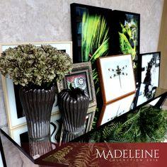 Personalização de postagens em redes sociais para Marche Objetos - Campanha Madeleine Collection 2016.