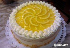 Citromtorta Sophies Sweeties konyhájából | NOSALTY Torte Cake, Cake Cookies, Cheesecake, Sweets, Food, Drink, Design, Cake Ideas, Lemon Tarts
