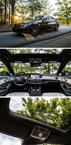 Luxury on four wheels: The Mercedes-Benz S-Class. Photos by Ben Brinker (www.benbrinker.com) #MBphotopass for @mercedesbenzusa
