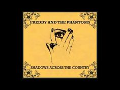#nowplaying Freddy And The Phantoms - The Roadman (album Shadows Across The Country release June 11, 2012) #rootsrock #denmark #music