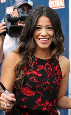 Golden Globes' Best Surprise: Read These Amazing Words From Gina Rodriguez and Go Out and Make Your Dreams Happen