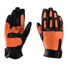 Scontato del -5% approfittane ora! Guanti moto in pelle BLAUER Banner nero/arancione. Pagamenti sicuri, reso facile, garanzia 2 anni.