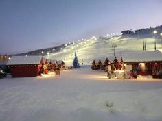 Christmas in Levi, Lapland