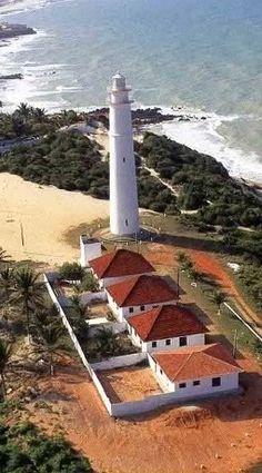 Lighthouse of Mãe Luisa / Natal / Rio Grande do Norte - Brazil