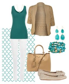 """""""Summer to Fall #4"""" by gillgal on Polyvore featuring Prada, Tory Burch, WearAll, maurices, Sequin, Panacea, CasualChic, summertofall, summer2015 and fall2015"""