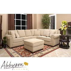 81 Best Sectional Sofa Amp Ottoman Images Living Room
