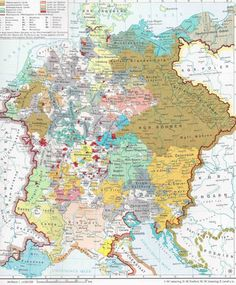 The Holy Roman Empire under Charles IV, Holy Roman Empire, Continental Divide, Roman Emperor, World Religions, Central Europe, King Jr, Dark Ages, Overlays