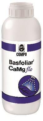 Basfoliar® CaMg flo ΔΟΣΟΛΟΓΙΑ 0,5 - 1 λίτρο /τόνο ψεκαστικού διαλύματος Προϊόν θρέψης με υψηλή συγκέντρωση ασβεστίου 33% και μαγνησίου 25%. Εφαρμογή μετά την καρπόδεση, για μεγαλύτερο και ανθεκτικότερο παραγόμενο προϊόν.
