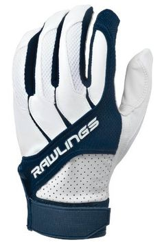 Rawlings Youth Batting Gloves (Navy, Large) by Rawlings. $22.82. Batting Gloves