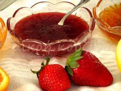 μικρή κουζίνα: Μαρμελάδα φράουλα Strawberry, Fruit, Food, Essen, Strawberry Fruit, Meals, Strawberries, Yemek, Eten