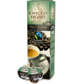 CHICCO D' ORO FAIR TRADE 100% ARABICA CAPSULE Fair Trade, Mugs, Coffee, Tableware, Kaffee, Dinnerware, Tablewares, Cup Of Coffee, Mug