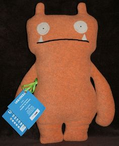Uglydoll Wage Pre-Production Sample Handmade by jcwage, via Flickr