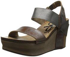OTBT Women's Bushnell Wedge Sandal Review