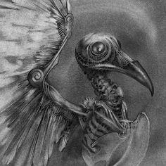 """Allen Williams Art """"The Witches Kitchen"""""""