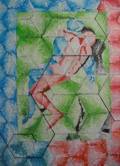 Il bacio di Rodin quantistico