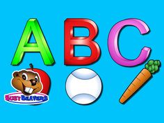 Hey Beavers! Let's Get Busy with this Fun & Funny Learning Video that Teaches the Alphabet and the Phonetic Sound of Each Letter. Visit Our 2nd Channel for more Fun & Easy Learning Content.