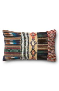 Free shipping and returns on LOLOI Woven Accent Pillow at Nordstrom.com. Woven, Southwest-inspired patterns bring plenty of rustic appeal to a striking, shabby-chic accent pillow.