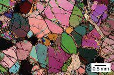 microscopic mineral