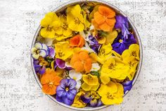 Essbare Blüten Liste: Unsere Lieblingsblüten   HelloFresh Blog