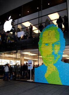 The post-it note war rages on: 35 fantastic examples from all over the world