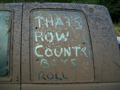 <3 country boys.