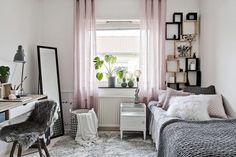 My Room, Girl Room, Scandinavian Interior Bedroom, Cute Room Ideas, Home Room Design, Small Room Decor, Aesthetic Room Decor, Girl Bedroom Designs, House Rooms