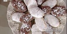 La ricetta dei ricciarelli di Anna Moroni, dolci di Natale da La prova del cuoco