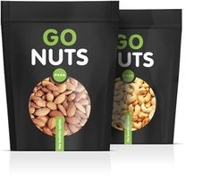 Go Nuts Snack