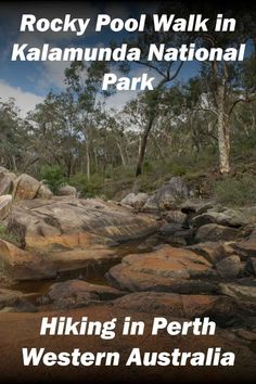 A leisurely Sunday stroll around the Rocky Pool Walk in Kalamunda National Park. Croatia Travel, Thailand Travel, Italy Travel, Bangkok Thailand, Parc National, National Parks, Weekend Activities, Outdoor Activities, Australia Travel Guide