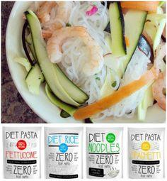 Det lyder måske lidt for godt til at være sandt, men den er god nok! Én portion SHIRATAKIris, pasta eller nudler (100 g.)indeholder blot 6 kalorier.  KENDER DU SHIRATAKI? Shirataki er et naturligt produkt som er lavet af glucomannan fibre fra Konjak roden fra Japan. Shirataki er lavet af fibr....