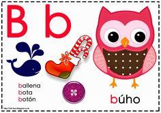 ELEbox: Láminas proyectables de las vocales, consonantes y dígrafos del español http://ele-box.blogspot.co.uk/2015/02/laminas-proyectables-de-las-vocales.html