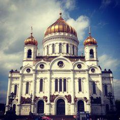 Москва Travel Around Europe, Moscow, Notre Dame, Taj Mahal, Traveling, Building, Travel, Buildings, Trips