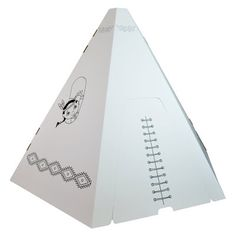 The Brick Castle: Wiplii Giant Recycled Cardboard Tepee Giveaway (age 3+)...