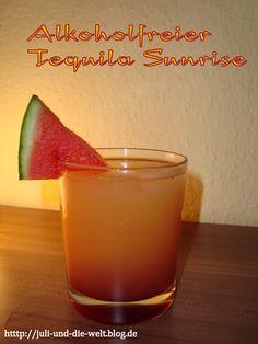 Strawberry Tequila Sunrise