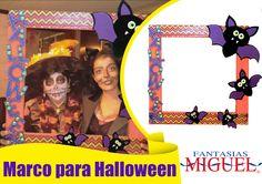 Mega marco para Halloween / Día de Muertos