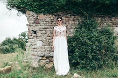 Vanda Outh - Robes de mariée - Collection 2016 - Photo : Neupap Photography - La mariée aux pieds nus