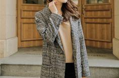 wool blended coat