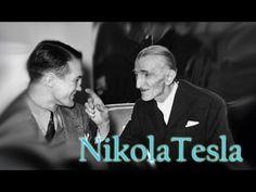 NIKOLA TESLA - Everything is the Light - Interview with Nikola Tesla
