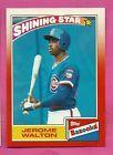 For Sale: 1990 Bazooka Baseball Jerome Walton Chicago Cubs #19 http://sprtz.us/CubsEBay