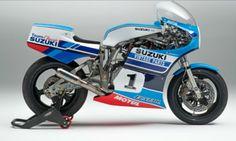 Cafe Racer Pasión — Suzuki Classic Racer by Team Classic Suzuki Suzuki Gsx R, Suzuki Motos, Suzuki Bikes, Moto Suzuki, Suzuki Motorcycle, Racing Motorcycles, Custom Motorcycles, Motorcycle Tips, Bobber Custom
