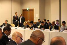 Representantes dos 27 sindicatos de policiais federais do País estão reunidos em Brasília para discutir questões relacionadas ao orçamento da entidade e projetos de interesse da categoria. As Assembleias Gerais…