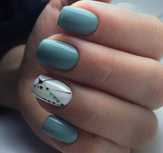80 + elegante quadratische Nail Art Designs - nail polish - - The most beautiful nail designs Square Acrylic Nails, Square Nails, Acrylic Nail Designs, Square Nail Designs, Gel Nail Art Designs, Nail Designs Spring, Spring Nail Art, Spring Nails, Summer Nails