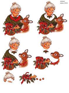 knipvel kerst