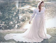 Ever After Fantasy Medieval or Princess Custom por RomanticThreads