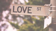 She lives on Love Street