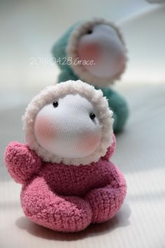 #186 sock baby