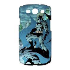 Nice batman style case for Samsung Galaxy S3 / custom by StarKids, $16.99