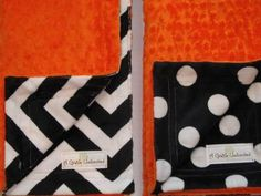 Trick or treat chevron or polka dot baby  by agraceunlimited, $45.00